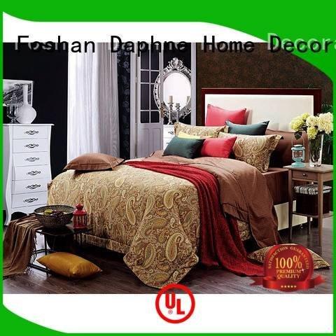 100 cotton bedding sets elegant brightly OEM Cotton Bedding Sets Daphne