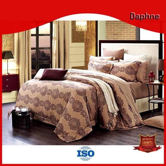 design brightly pattern 100 cotton bedding sets Daphne