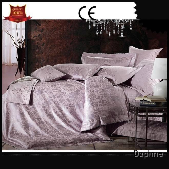 Daphne floral modern bedroom jacquard duvet cover king lustrous