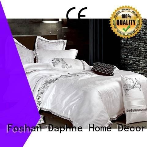 jacquard duvet cover king style Jacquard Bedding Set new company