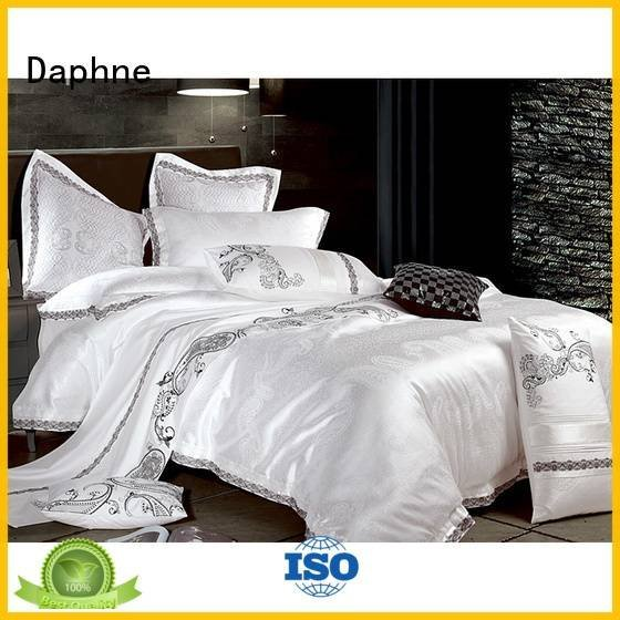 Daphne Brand duvet rayon noble Jacquard Bedding Set pattern