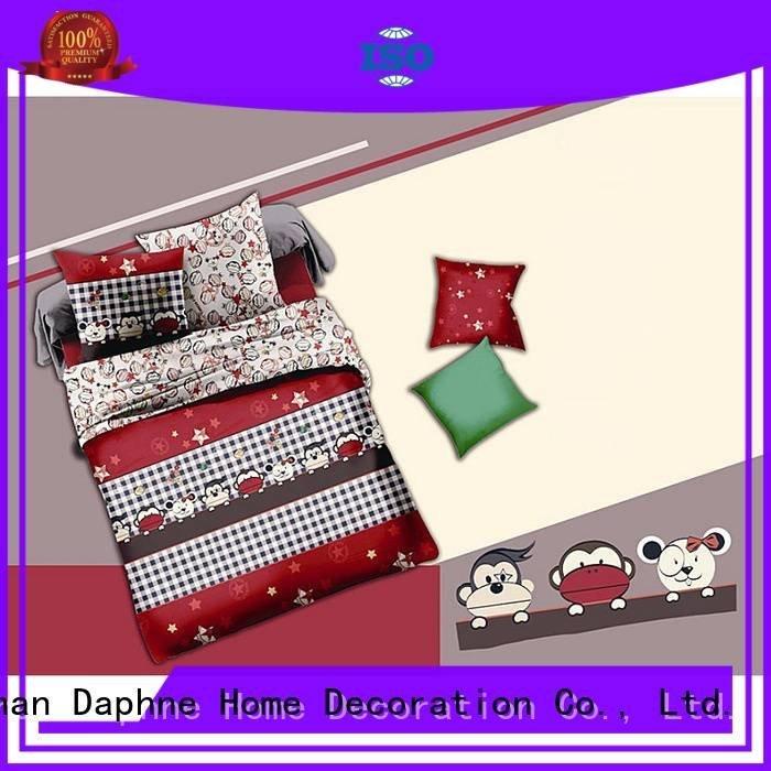 Custom Kids Bedding Sets chidrens mermaids cartoon Daphne