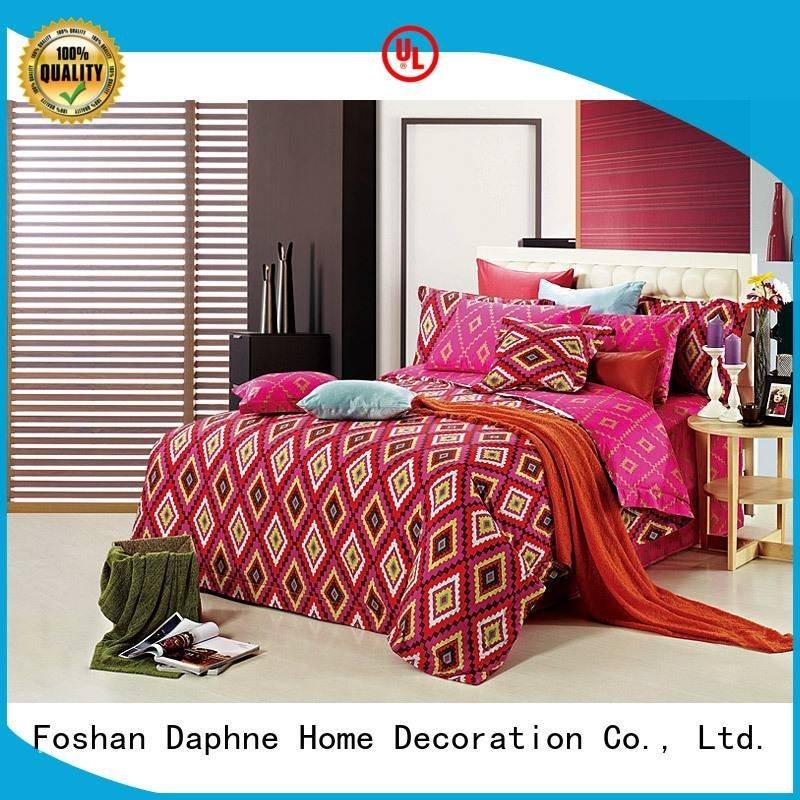 OEM 100 cotton bedding sets design joint brushed Cotton Bedding Sets