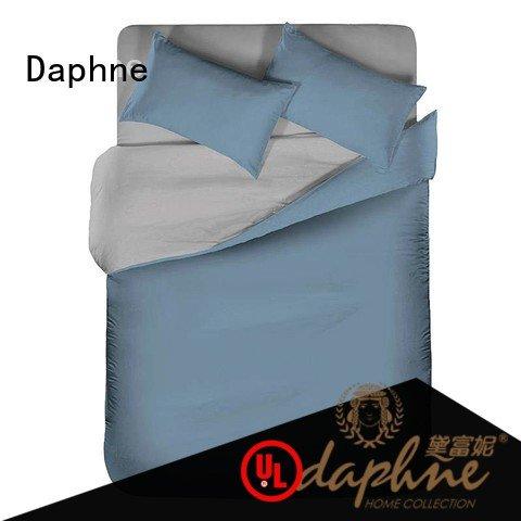linen bedding sets duvet Solid Color Bedding pure Daphne