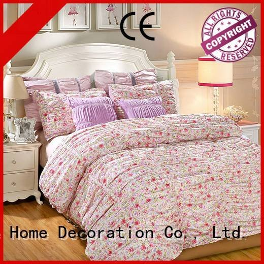 soft fashionable 100 cotton bedding sets Daphne