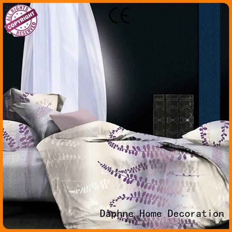 Daphne Brand soft lovelysoft sweet Bamboo Bedding Sets healthy