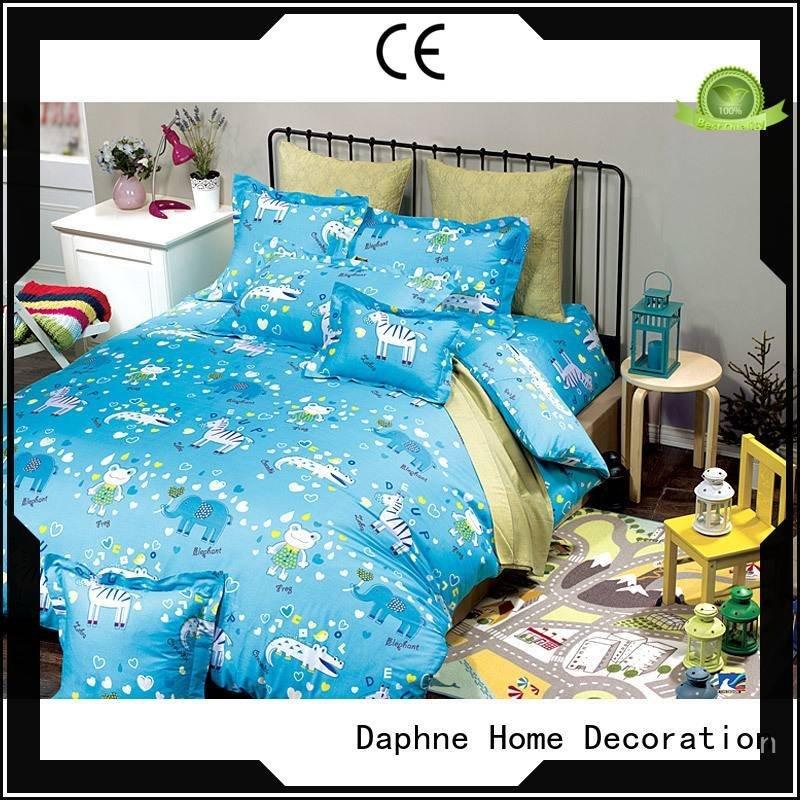 soft linen Daphne Kids Bedding Sets