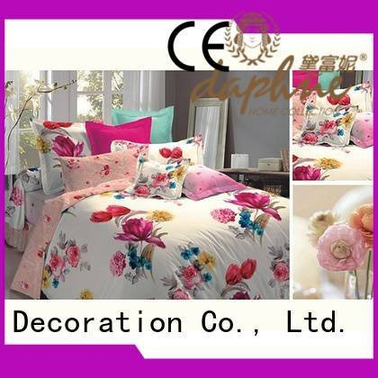 jacquard duvet cover king polyester jacquard bedding Daphne