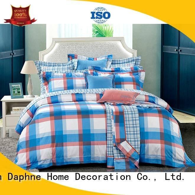 prints colored Cotton Bedding Sets lovely Daphne