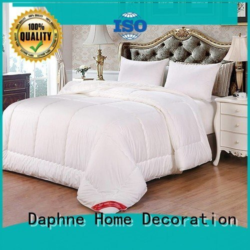 Custom bamboo single duvet cover and king size duvet sets