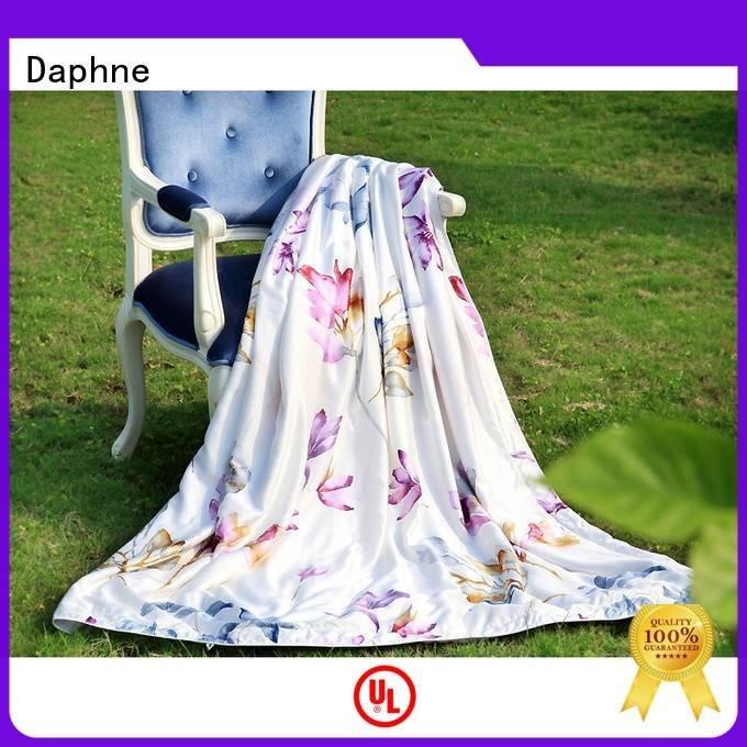 100 polyester quilt Daphne king size duvet sets
