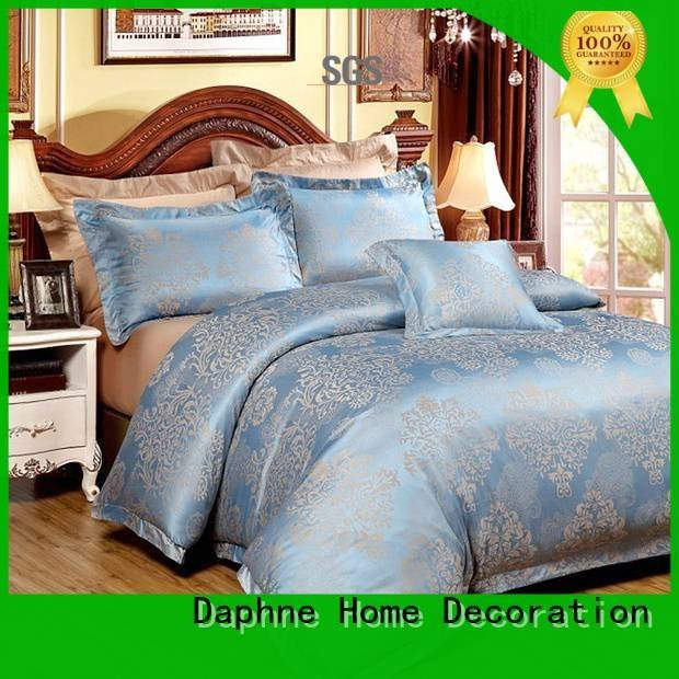 jacquard duvet cover king beautiful new Daphne Brand