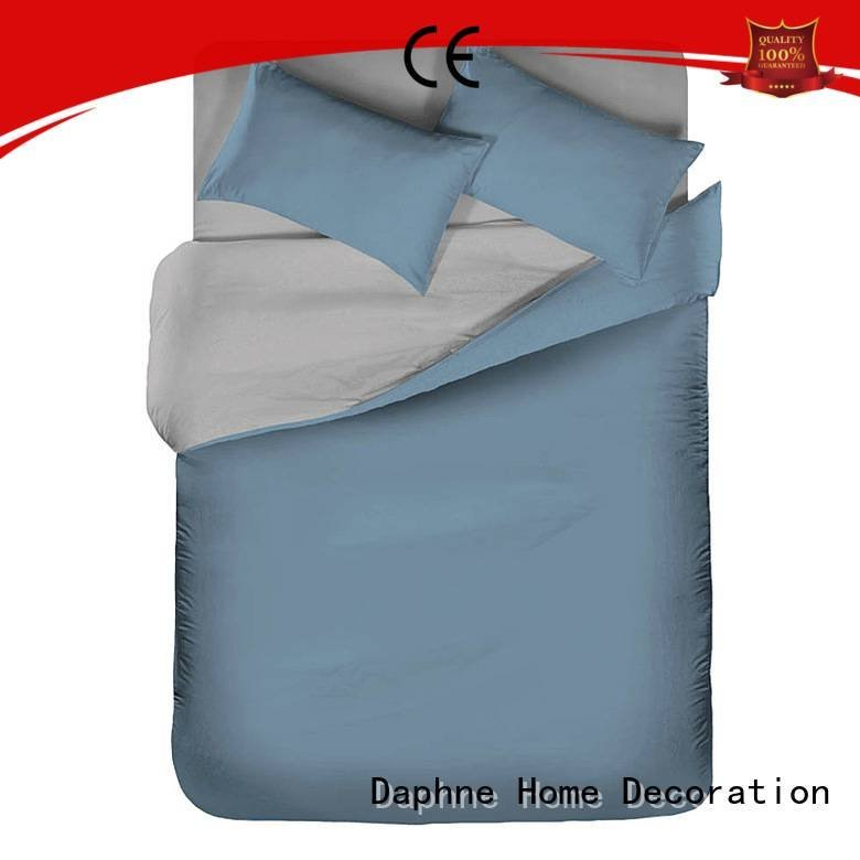 sheet simple Solid Color Bedding colorful Daphne