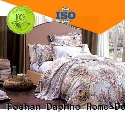 Daphne Brand football world modal sheets rose comforter