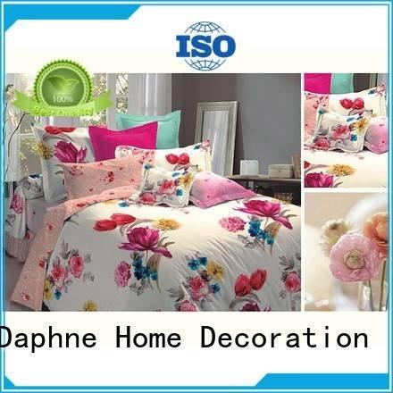 modal pattern print Jacquard Bedding Set Daphne