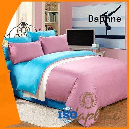 sheet solid set duvet Daphne linen bedding sets