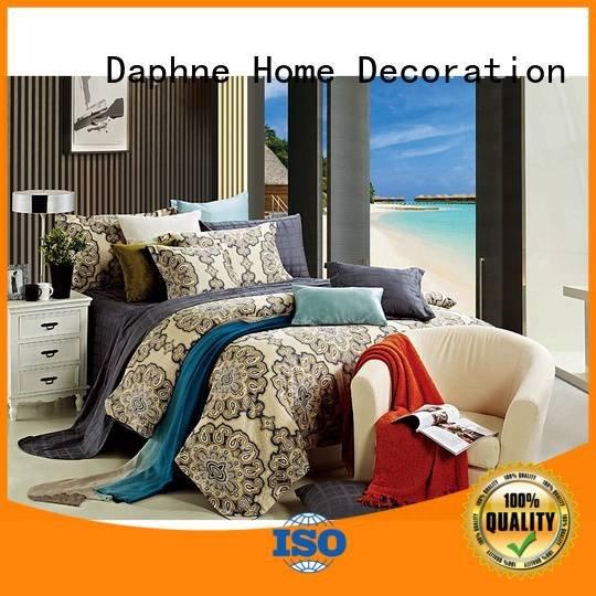 Daphne Brand vivid cover high 100 cotton bedding sets