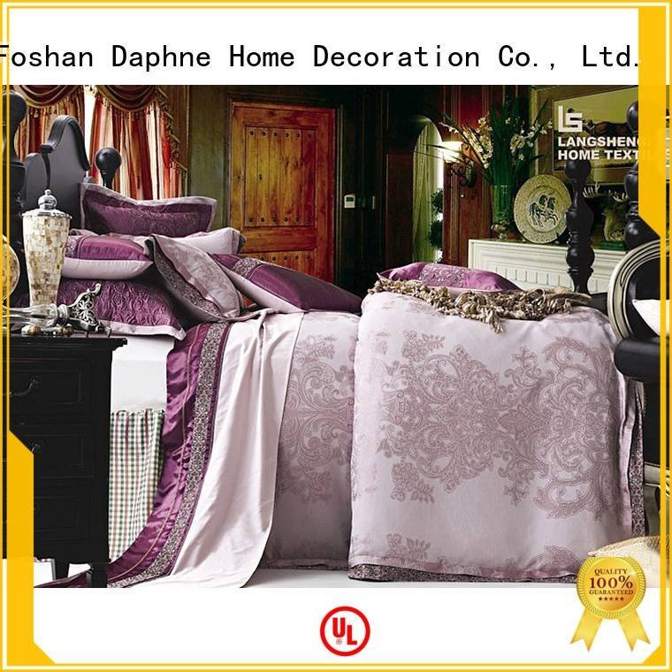 designs new Daphne Jacquard Bedding Set