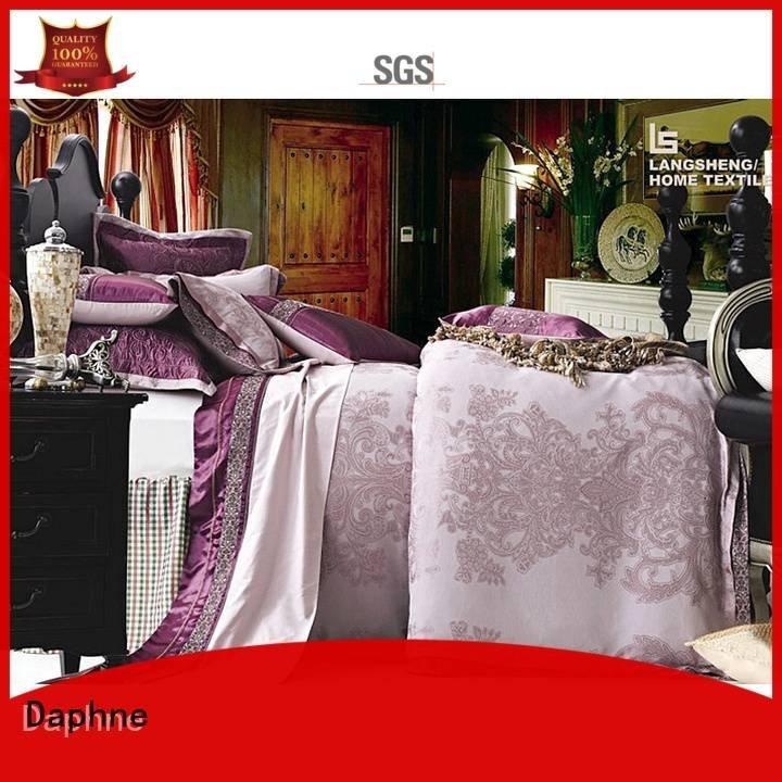 jacquard duvet cover king noble Jacquard Bedding Set mixed Daphne