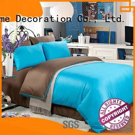 linen bedding sets cover Solid Color Bedding Daphne Brand