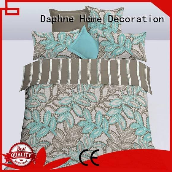 microfiber comforter sheet Daphne Brand
