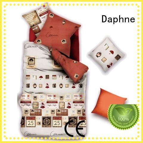 Daphne Brand favorite theme Kids Bedding Sets manufacture