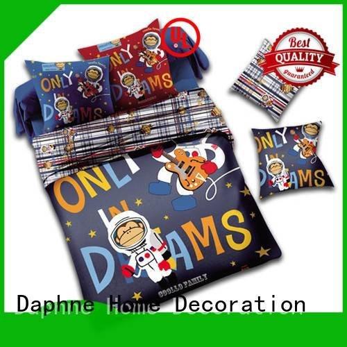 Daphne Brand pigment target bedding sets girl print favorite