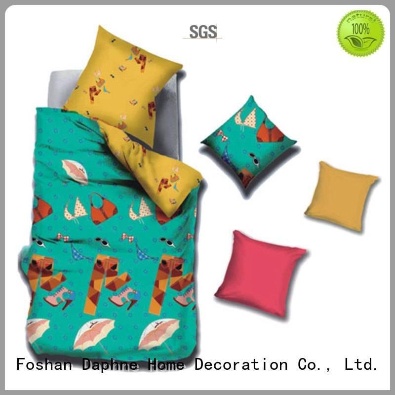 sheet linen adventure Daphne Kids Bedding Sets