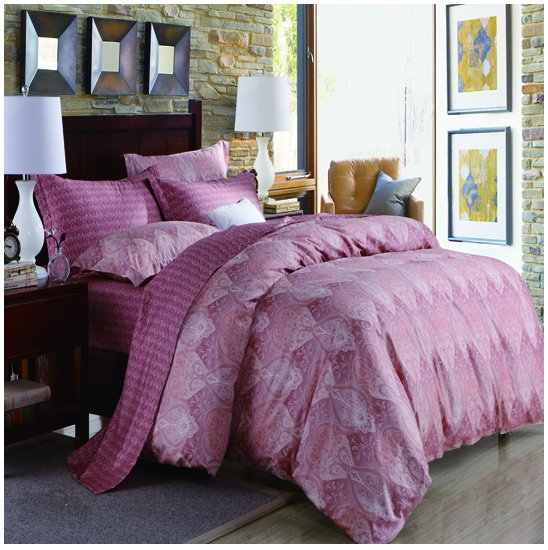 100% Cotton Printed Bedroom Sets 130993