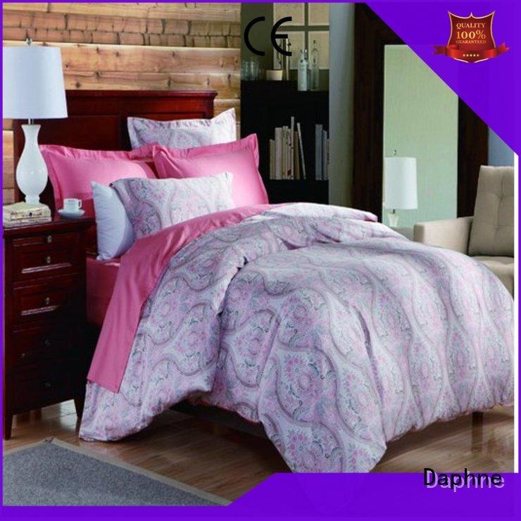 sheet patterns gorgeous vividly Daphne Brand Cotton Bedding Sets supplier
