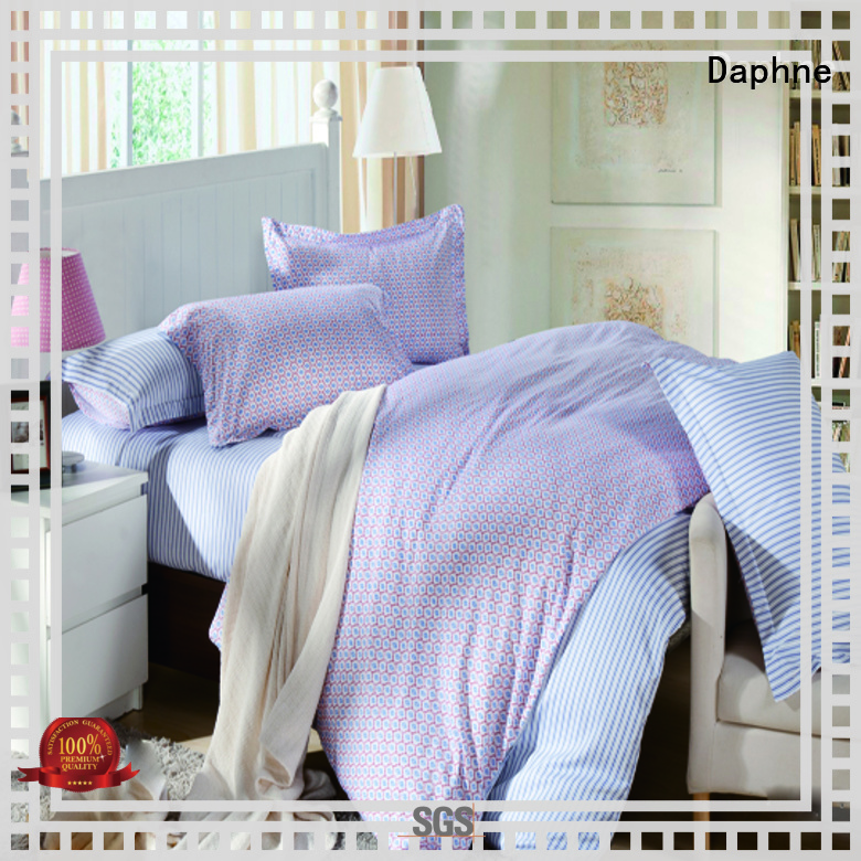 flower lyocell duver Daphne Brand modal sheets manufacture