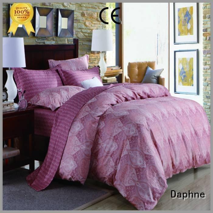 patterned vivid gorgeous 100 cotton bedding sets Daphne
