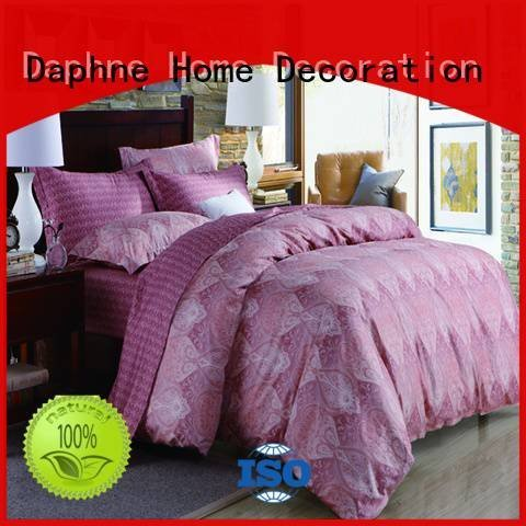 100 cotton bedding sets brushed vivid fashionable gorgeous Daphne
