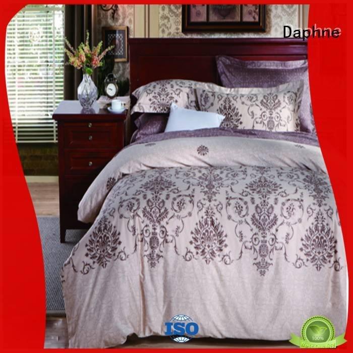 cotton 100 cotton bedding sets Daphne Brand