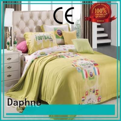 modal sheets duvet patterns OEM organic comforter Daphne