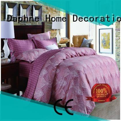 Daphne Brand lovely bed printing 100 cotton bedding sets