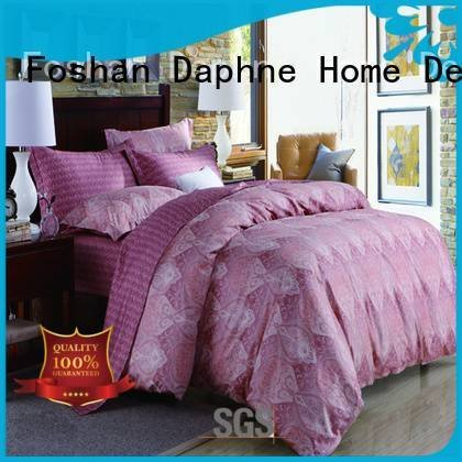 OEM Cotton Bedding Sets attractive blossom 100 cotton bedding sets