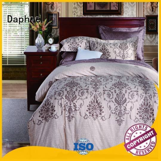 joint prints designed comfortable Daphne Cotton Bedding Sets