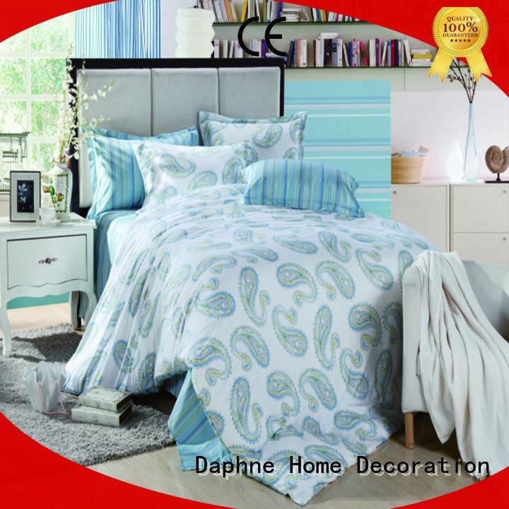 Daphne Brand polar modal sheets rose prints