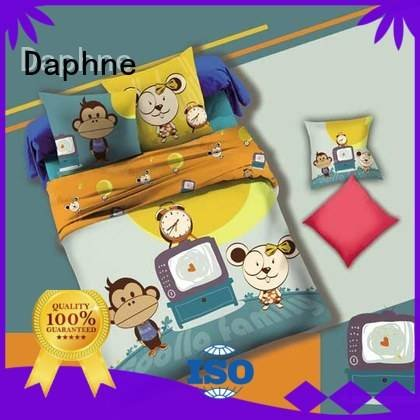 target bedding sets girl cotton Daphne Brand Kids Bedding Sets