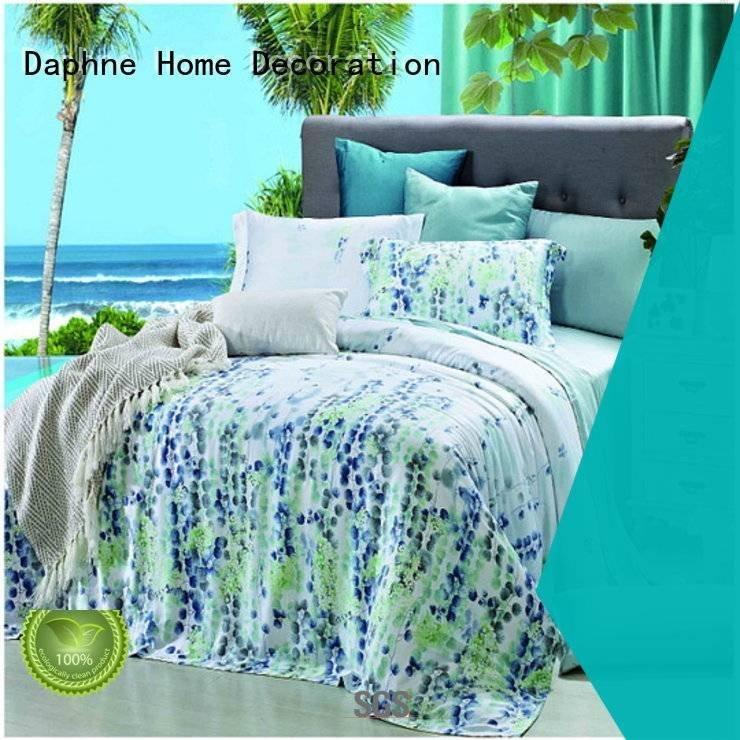 modal sheets duver patterns organic comforter Daphne Brand