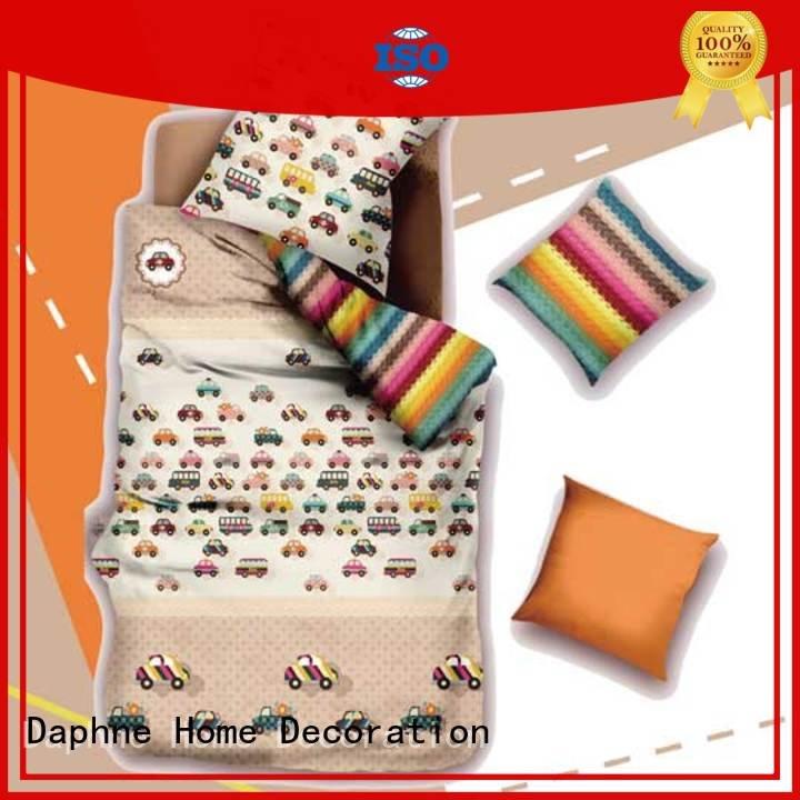 target bedding sets girl cartoon Kids Bedding Sets soft Daphne