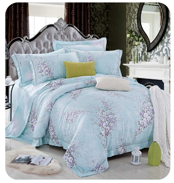Soft and healthy Bamboo bedding set #ZT-1108