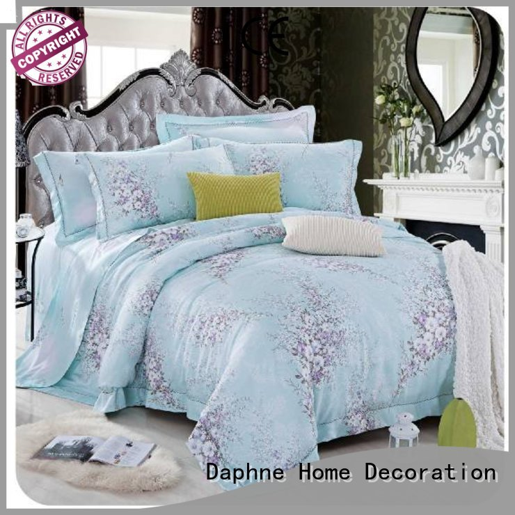 garden printed organic comforter Daphne Brand