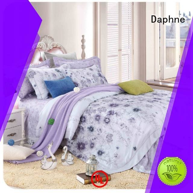 Custom Bamboo Bedding Sets duvet bedding elegant Daphne