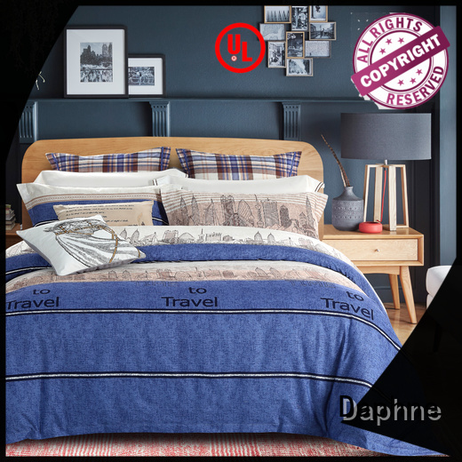design brushed cotton Cotton Bedding Sets Daphne