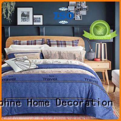 100 cotton bedding sets design elegant OEM Cotton Bedding Sets Daphne