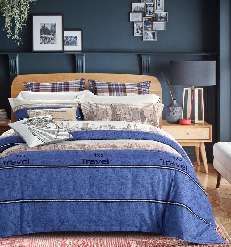 Attractive Bedding Pure Cotton 6881