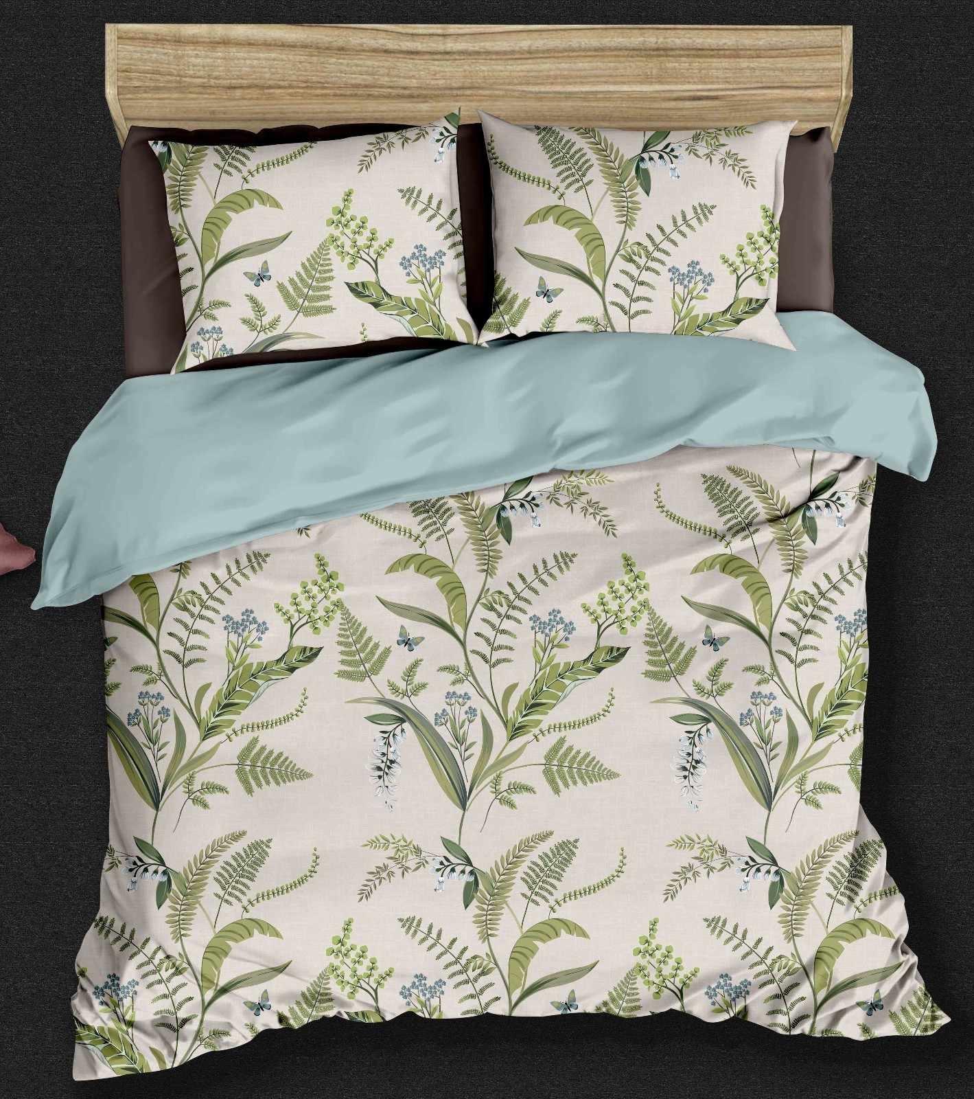 Wholesale peony bedding organic comforter Daphne Brand