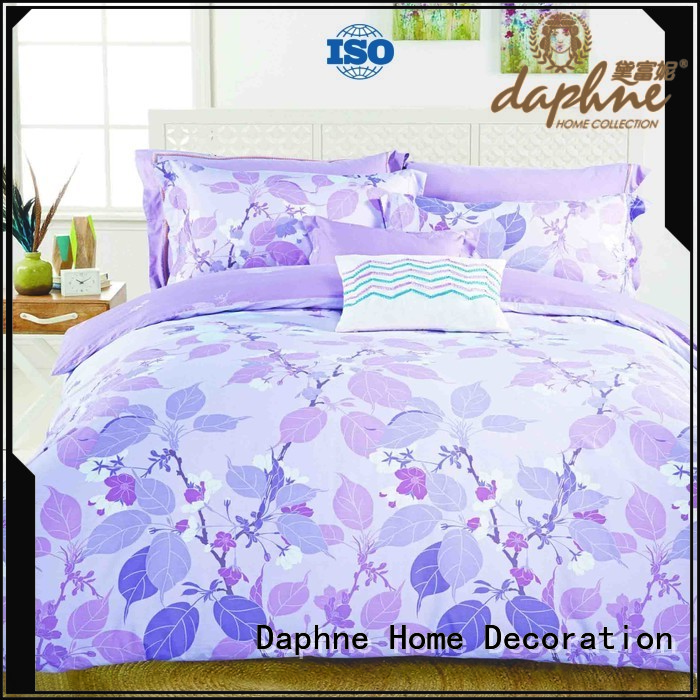 brightly magnolia comfortable Cotton Bedding Sets Daphne